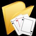 folder,cards icon