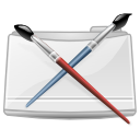 Categories applications graphics icon