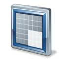 merge, cells icon