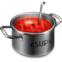 soup, food icon