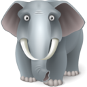 elephant,animal icon