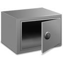 Strong box robbed icon
