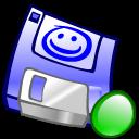 mount, 3floppy icon