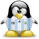argentina,penguin,animal icon