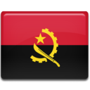 angola,flag,country icon