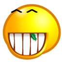 big smile icon