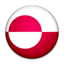 country, flag, greenland icon