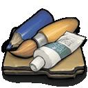 art,supplies icon