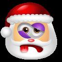 Santa Claus Beaten icon