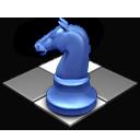 horse, springer, chess, gnome icon