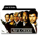 &Amp, Law, Order icon