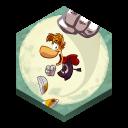 game rayman jungle run icon