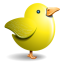 Animal, Bird, Chicken, Twitter icon
