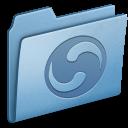 Blue, Guikit icon