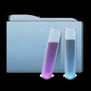 Folder Blue Experiences icon
