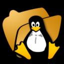Folder Linux Icon Com Icon Sets Icon Ninja