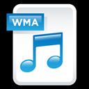 Audio, File, Wma icon