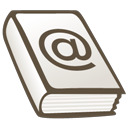 reading, read, address, book icon