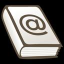 reading, read, address, book icon