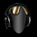 Fl, Gold, Studio icon