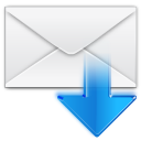 envelop, message, email, get, mail, letter icon