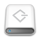 scsi,drive icon