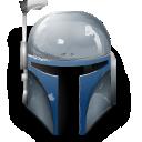 Bounty, Fett, Helmet, Hunter, Jango, Star, Wars icon
