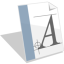 font,type icon