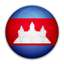 cambodia, of, flag icon