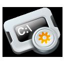 Batch, Dos, File, Ms icon