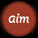 social, aim icon
