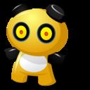 Yellow Toy icon