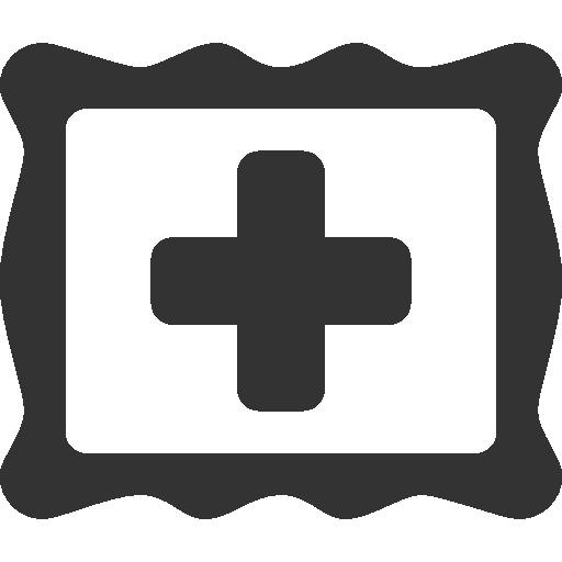 image, add icon