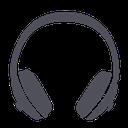 volume, music, audio, multimedia, sound, note, guide, headphones, audioguide, player, media, speaker icon