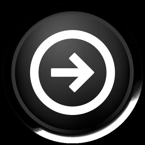 log off, black icon