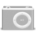 shuffle, grey icon