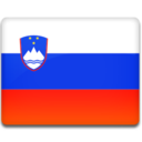 slovenia,flag,country icon