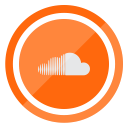audio, sound, soundcloud, cloud, music icon