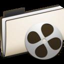 folder,video icon