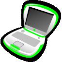ibook,keylime icon