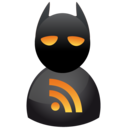batman,rss,subscribe icon