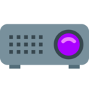 video projector icon