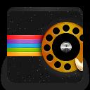 phone, nyan icon