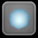 aperture grey 2 icon