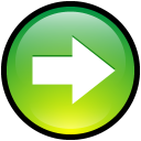 arrow, ok, forward, button, next, correct, right, yes icon
