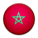 country, morocco, flag icon