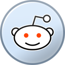social, face, reddit icon