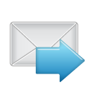 next, mail, correct, ok, message, email, yes, envelop, arrow, letter, right, forward icon