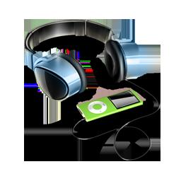 lv, headphone, artdesigner icon