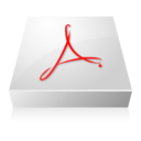 Adobe Acrobat 2 icon